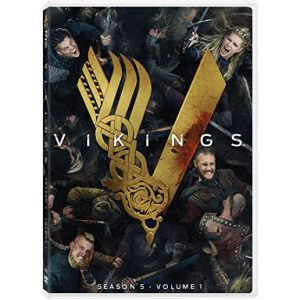 AU $38 BUY: Vikings - Season 5 Part 1 on DVD in Australia