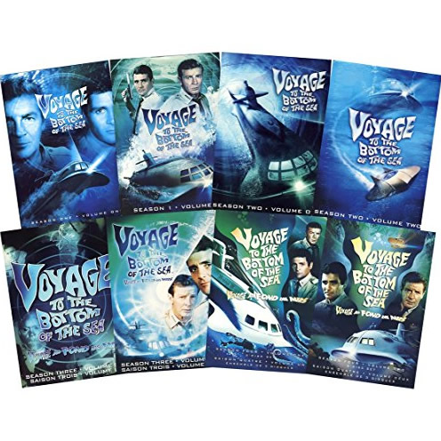 AU $110 BUY: Voyage to the Bottom of the Sea Complete Series on DVD in Australia