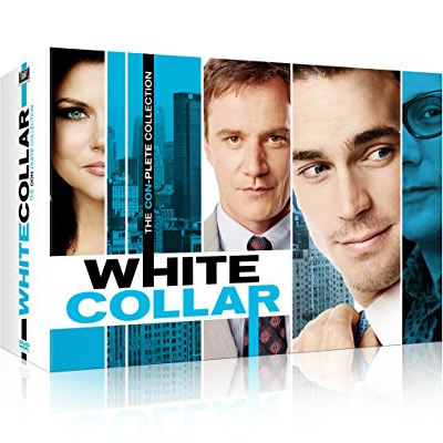 AU $95 BUY: White Collar Complete Series on DVD in Australia