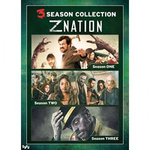 AU $46 BUY: Z Nation Complete Series Seasons 1-3 on DVD in Australia