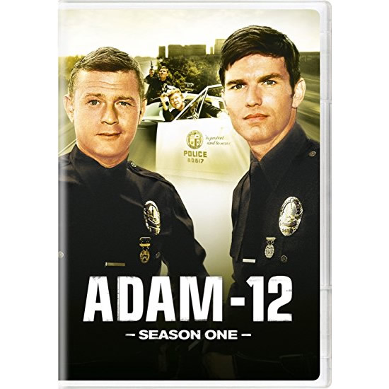 AU $35 BUY: Adam-12 - Season 1 on DVD in Australia