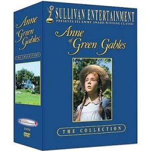 AU $38 BUY: Anne of Green Gables Complete Series on DVD in Australia