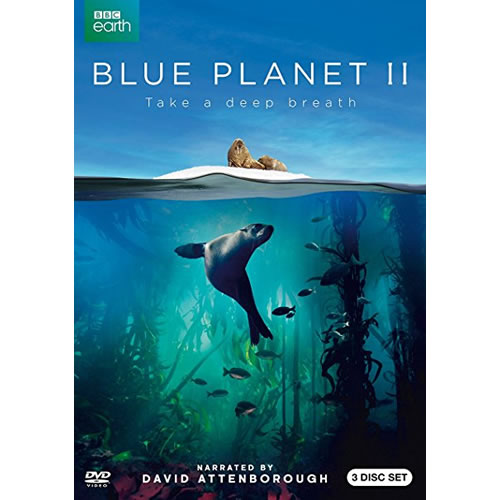AU $28 BUY: Blue Planet 2 on DVD in Australia