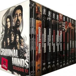 AU $280 BUY: Criminal Minds Complete Series Seasons 1-12 on DVD in Australia