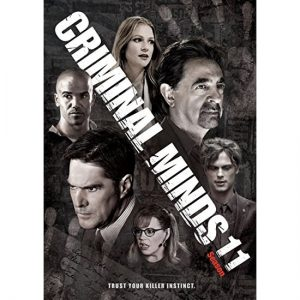 AU $28 BUY: Criminal Minds - Season 11 on DVD in Australia