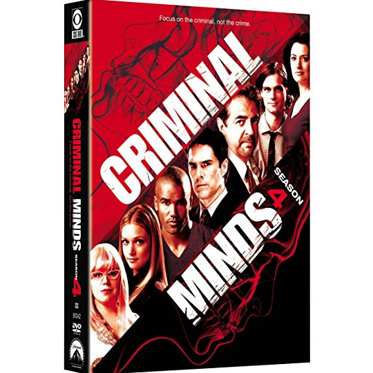 AU $29 BUY: Criminal Minds - Season 4 on DVD in Australia