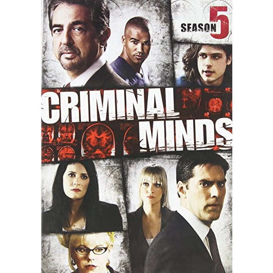AU $28 BUY: Criminal Minds - Season 5 on DVD in Australia