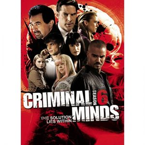 AU $28 BUY: Criminal Minds - Season 6 on DVD in Australia