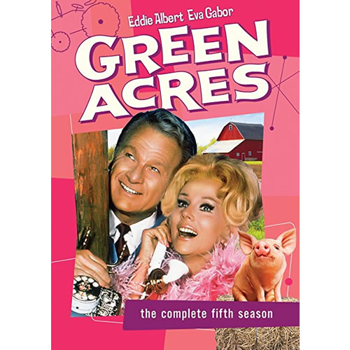 AU $26 BUY: Green Acres - Season 5 on DVD in Australia