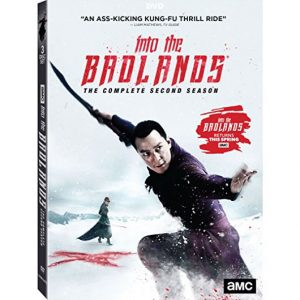 AU $28 BUY: Into the Badlands - Season 2 on DVD in Australia