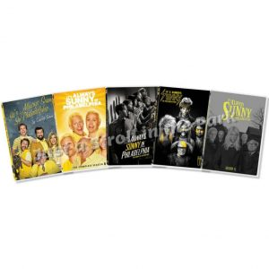 AU $64 BUY: It's Always Sunny in Philadelphia Complete Series Seasons 7-11 on DVD in Australia