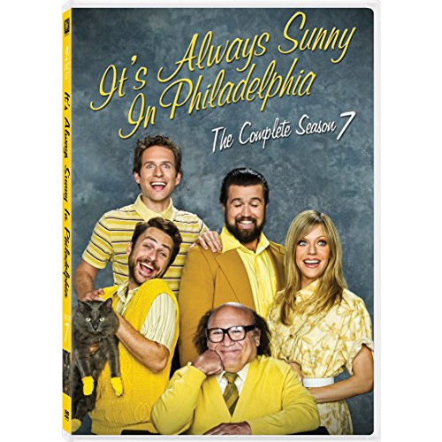 AU $20 BUY: It's Always Sunny in Philadelphia - Season 7 on DVD in Australia