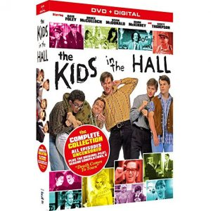 AU $62 BUY: Kids In The Hall Complete Series on DVD in Australia
