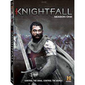 AU $24 BUY: Knightfall - Season 1 on DVD in Australia