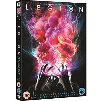 AU $30 BUY: Legion - Season 1 on DVD in Australia