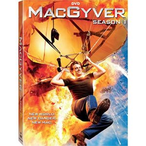AU $33 BUY: MacGyver - Season 1 on DVD in Australia