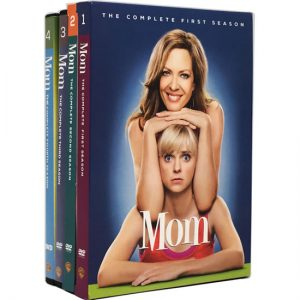AU $62 BUY: Mom Complete Series Seasons 1-4 on DVD in Australia