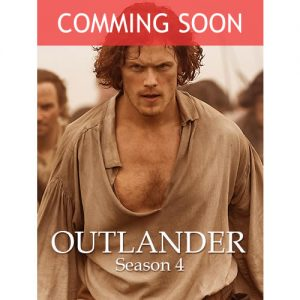 AU $38 BUY: Outlander - Season 4 on DVD in Australia