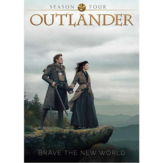 Outlander – Season 4 on DVD in Australia