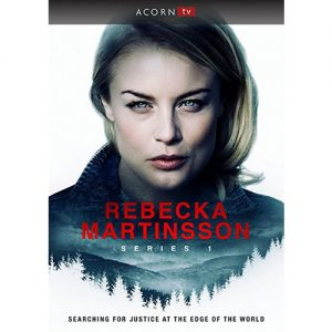 AU $28 BUY: Rebecka Martinsson - Season 1 on DVD in Australia