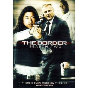 AU $26 BUY: The Border - Season 2 on DVD in Australia