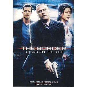 AU $26 BUY: The Border - Season 3 on DVD in Australia