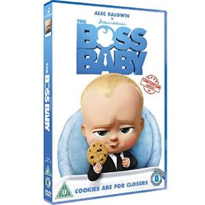 AU $20 BUY: The Boss Baby Anime DVD in Australia