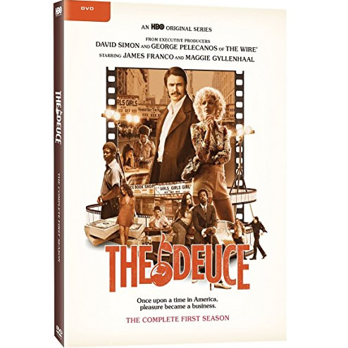 AU $34 BUY: The Deuce - Season 1 on DVD in Australia