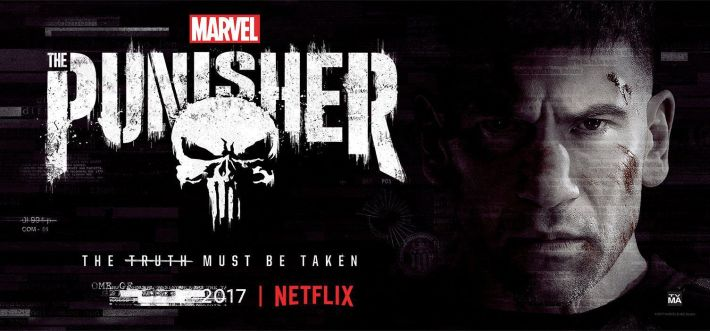 The Punisher Season 1 Trailer Australia