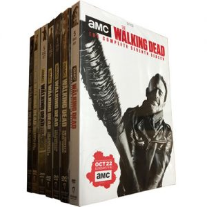 AU $115 BUY: The Walking Dead Complete Series Seasons 1-7 on DVD in Australia