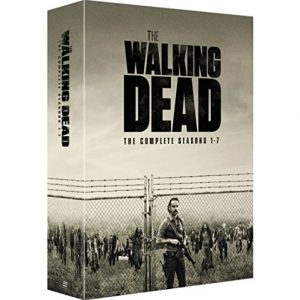 AU $110 BUY: The Walking Dead UK Complete Series Seasons 1-7 on DVD in Australia
