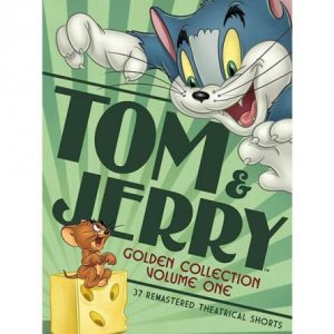 AU $22 BUY: Tom & Jerry: Golden Collection