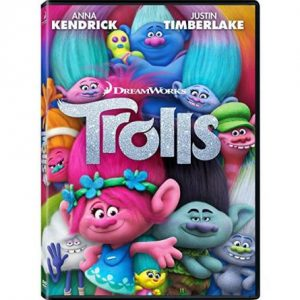 AU $22 BUY: Trolls Animated DVD in Australia