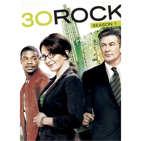 AU $22 BUY: 30 Rock - Season 1 on DVD in Australia