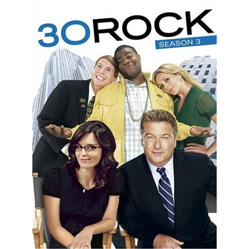 AU $23 BUY: 30 Rock - Season 3 on DVD in Australia