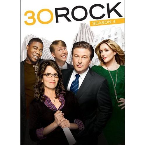 AU $23 BUY: 30 Rock - Season 4 on DVD in Australia