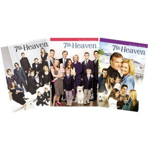 AU $57 BUY: 7th Heaven Complete Series Seasons 9-11 on DVD in Australia