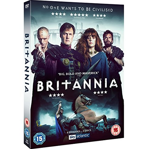 AU $33 BUY: Britannia - Season 1 on DVD in Australia