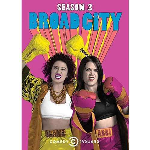 AU $22 BUY: Broad City - Season 3 on DVD in Australia