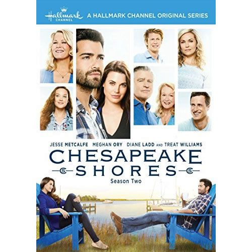 AU $22 BUY: Chesapeake Shores - Season 2 on DVD in Australia