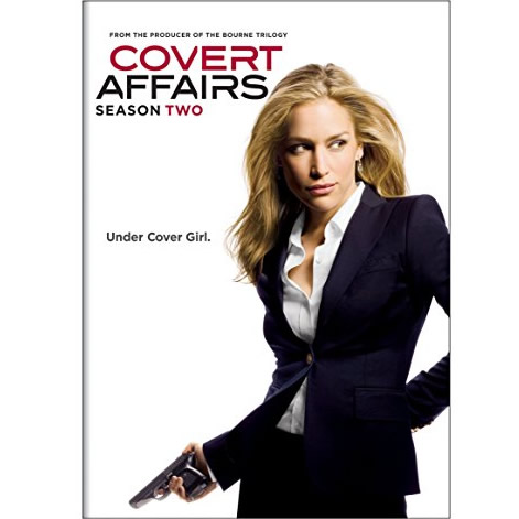 AU $26 BUY: Covert Affairs - Season 2 on DVD in Australia