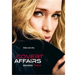AU $26 BUY: Covert Affairs - Season 3 on DVD in Australia