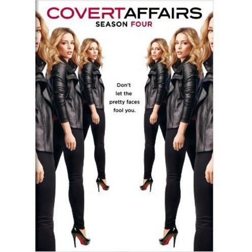 AU $26 BUY: Covert Affairs - Season 4 on DVD in Australia