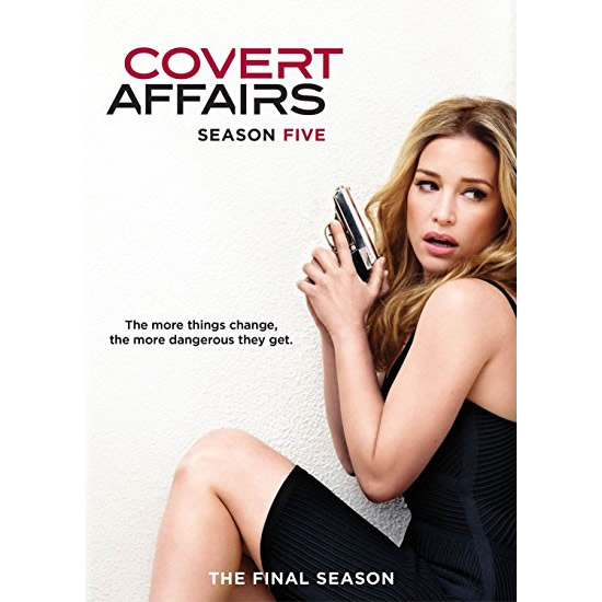 AU $26 BUY: Covert Affairs - Season 5 on DVD in Australia