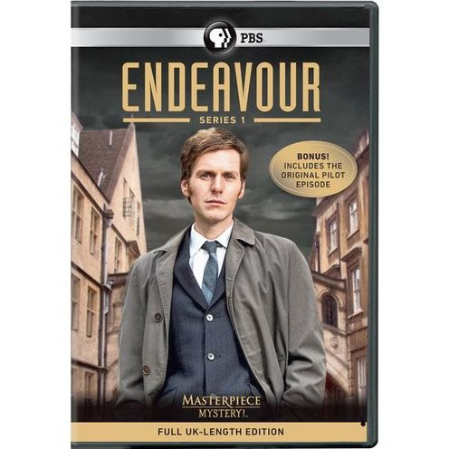 AU $24 BUY: Endeavour - Season 1 on DVD in Australia