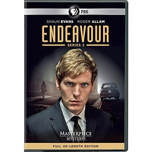AU $24 BUY: Endeavour - Season 2 on DVD in Australia