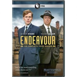 AU $25 BUY: Endeavour - Season 3 on DVD in Australia