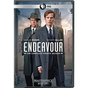 AU $26 BUY: Endeavour - Season 4 on DVD in Australia