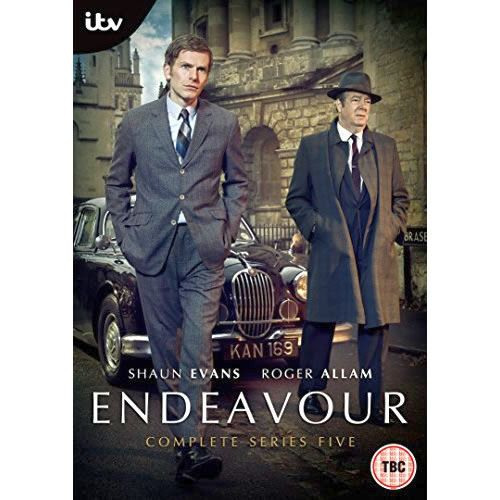 AU $28 BUY: Endeavour - Season 5 on DVD in Australia