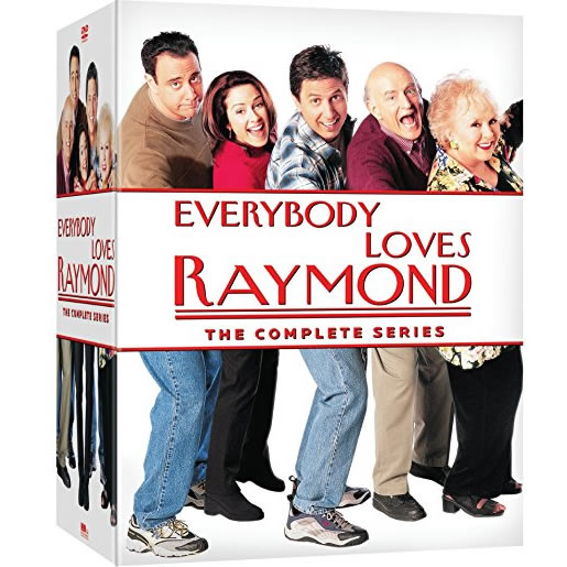 AU $146 BUY: Everybody Loves Raymond Complete Series on DVD in Australia